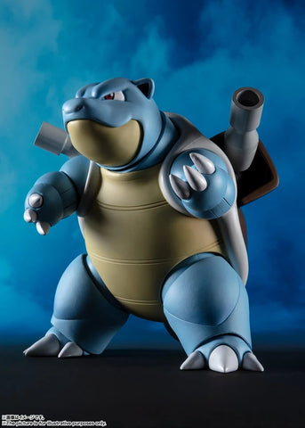 【現貨】Bandai Pokemon S.H.Figuarts Blastoise -Arts Remix Action Figure
