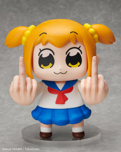 【已截訂】Hobbymax Pop Team Epic Sofubi Popuko Figure
