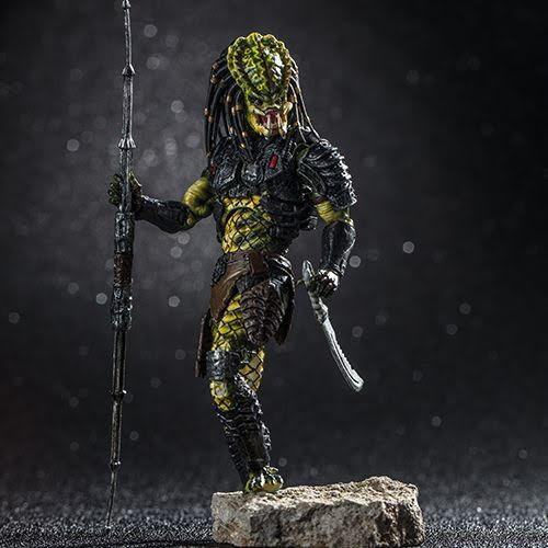 Predator Lost | 1/18 Action Figure | Hiya Toys【現貨】