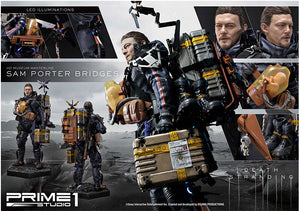 【已截訂】Prime 1 Studio HDMMDS-01 Sam Porter Bridges from Death Stranding Video Game 1/2 Statue