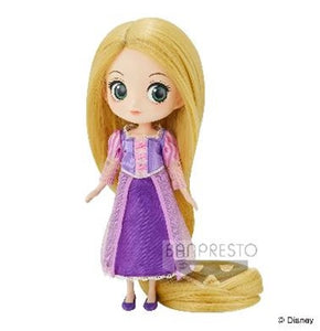 【預訂日期至27-Nov-20】Banpresto Q POSKET DOLL ~DISNEY PRINCESS RAPUNZEL~Action Doll