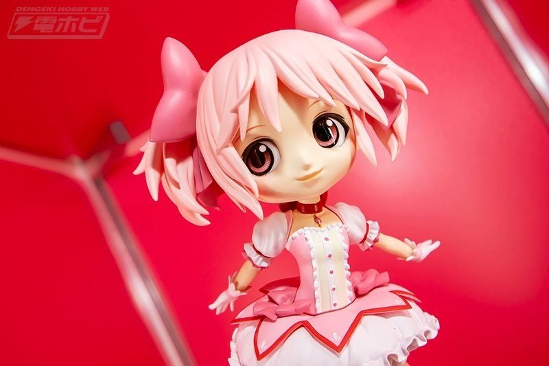 【已截訂】Banpresto Q Posket Magical girl Madoka normal color PVC Figure