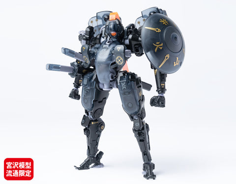 RB-09 RONIN-SILA Action Figure | 核誠治造 Robot Build | Earnestcore Craft【現貨】