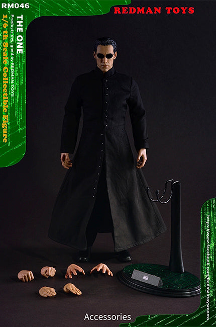 【已截訂】REDMAN TOYS RM046 THE ONE 1/6 Action Figure