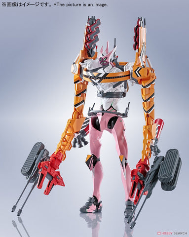 【已截訂】Bandai ROBOT SPIRITS SIDE EVA EVANGELION TYPE-08 B-ICC Action Figure