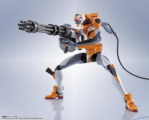 ROBOT魂 EVA 零號機 新劇場版Ver. Action Figure | Bandai【現貨】