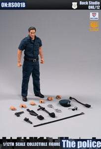 【預訂日期至19-Aug-20】ROCKTOYS  RS001 1/12  The Police B