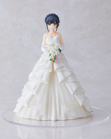 【現貨】ANIPLEX Rascal Does Not Dream of Bunny Girl Senpai Makinohara Shoko Wedding ver. 1/7 PVC Figure