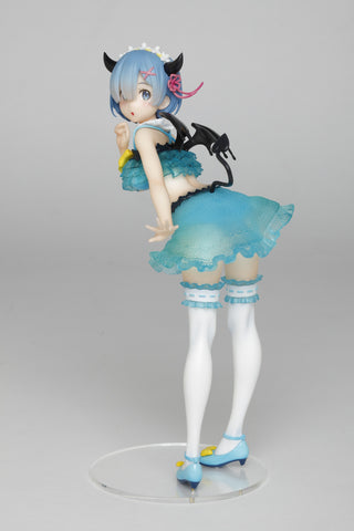 【已截訂】Taito ReZero Starting Life in Another World Taito Figure Rem Pretty Little Devil Ver. PVC Figure