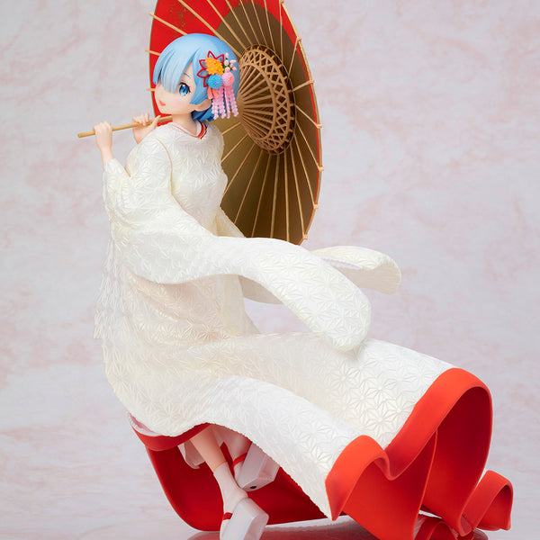 【已截訂】FuRyu Re Life in a Different World from Zero Rem 1/7 PVC Figure [再販]