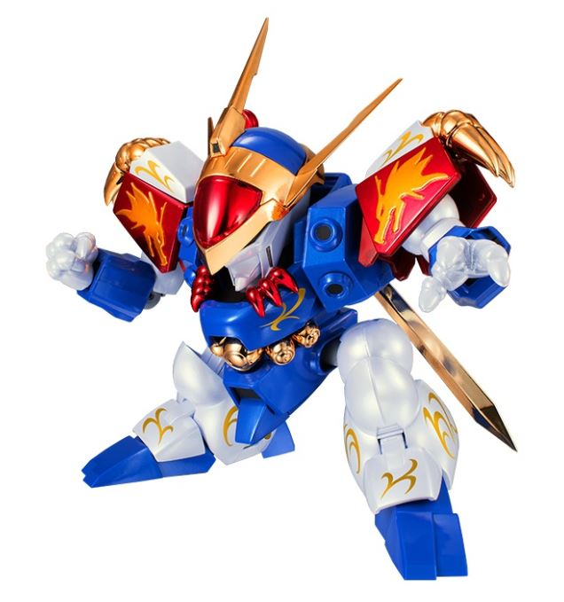 【已截訂】Bandai Robot Spirits -SIDE MASHIN- Ryujinmaru Kinryurin Mode Action Figure(每人限一)(數量有限,額滿即止)