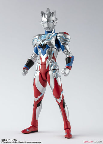 【已截訂】Bandai S.H.Figuarts Ultraman Z Alpha Edge Action Figure(每人限一)