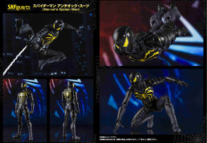 【已截訂】Bandai S.H.Figuarts SPIDER-MAN Anti-Ock Suit (Marvel's Spider-Man) Action Figure [HK Ver.]