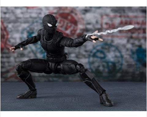 【已截訂】Bandai S.H.Figuarts SPIDER-MAN STEALTH SUIT (Spider-Man Far From Home) Action Figure