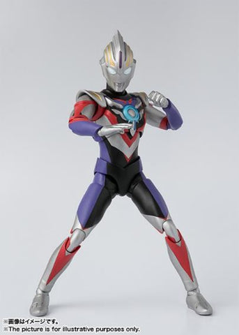 【預訂日期至23-Nov-19】Bandai S.H.Figuarts ULTRAMAN ORB SPACIUM ZEPERION Action Figure [再販]