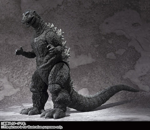 【已截訂】Bandai S.H.MonsterArts Godzilla (1954) Action Figure