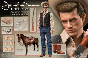 【已截訂】StarAce SA0089 James Dean (Cowboy Deluxe ver.) Action Figure