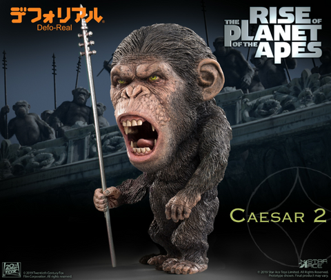 【預訂日期至15-Feb-20】Star Ace - SA6027 DF Caesar 2 (Normal ver) PVC Figure