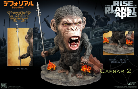 【預訂日期至15-Feb-20】Star Ace - SA6028 DF Caesar 2 (Deluxe ver) PVC Figure