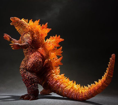【已截訂】Bandai S.H.MonsterArts Burning Godzilla Action Figure [HK Ver.]