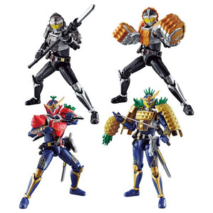 【已截訂】Bandai SO-DO CHRONICLE KAMEN RIDER GAIM KUROKAGE & KNUCKLE & ARMS SET Candy Toy