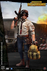 【預訂-數量有限,額滿即止】Soldier Story SSG-001 PlayerUnknown's  Battlegrounds 1/12 Collectible Action Figure