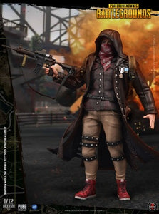 【預訂-數量有限,額滿即止】Soldier Story SSG-002 - PlayerUnknown's Battlegrounds Trenchcoat 1/12 Collectible Action Figure