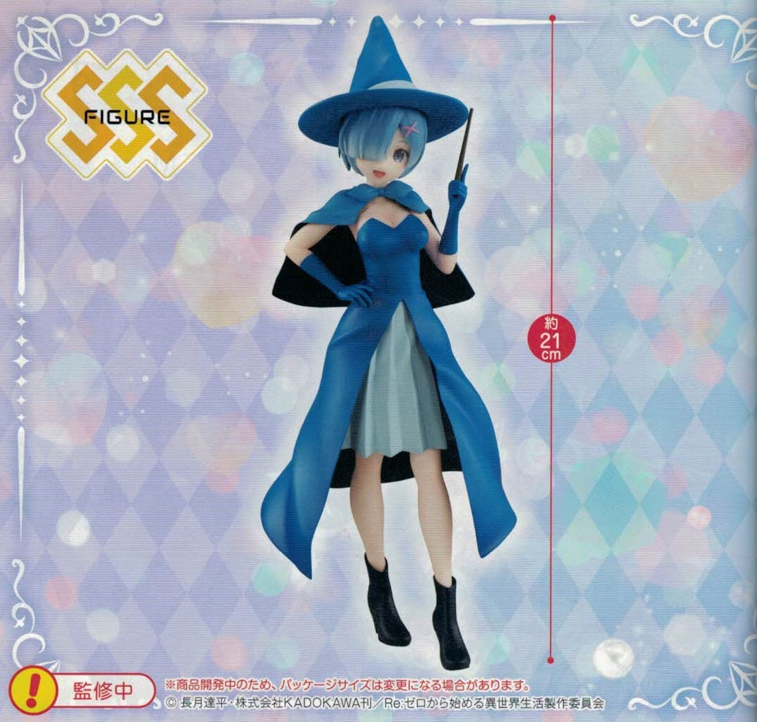 【已截訂】FuRyu SSS Figure -fairy tale- Rem Sleepig Princess PVC Figure