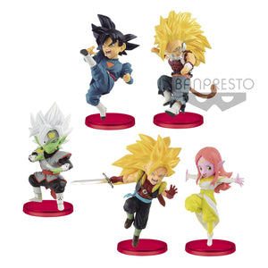 【已截訂】Banpresto DRAGONBALL SUPER DRAGONBALL HEROES WORLD COLLECTABLE FIGURE vol.7 PVC Figure [全5種]