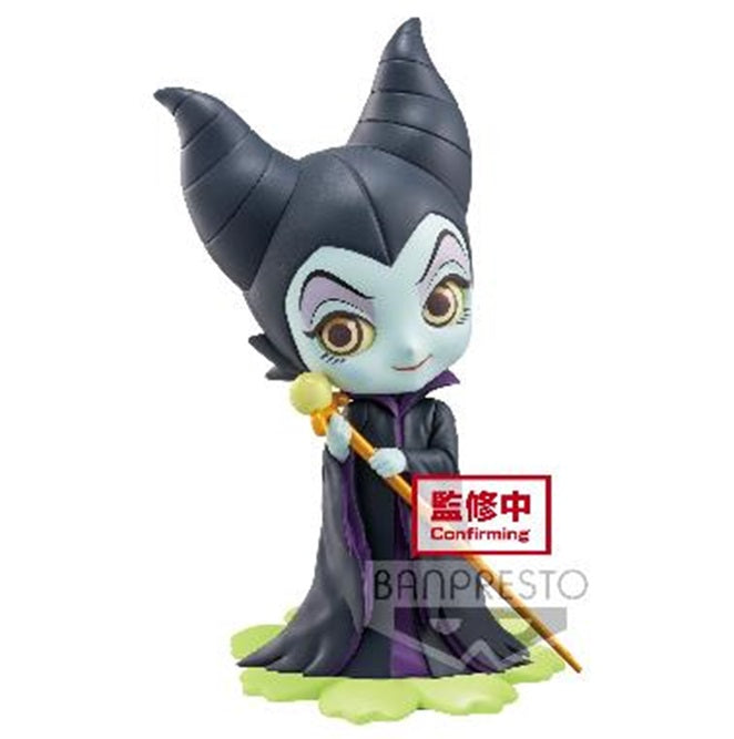 【已截訂】Banpresto #SWEETINY DISNEY CHARACTERS -MALEFICENT-(VER.B) PVC Figure