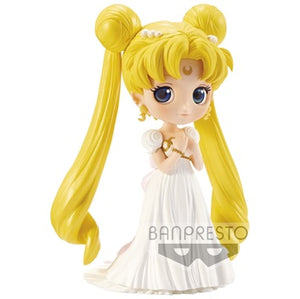 【已截訂】Banpresto Sailor Moon Pretty Guardian Sailor Moon Q Posket-Princess Serenity- PVC Figure [再販]