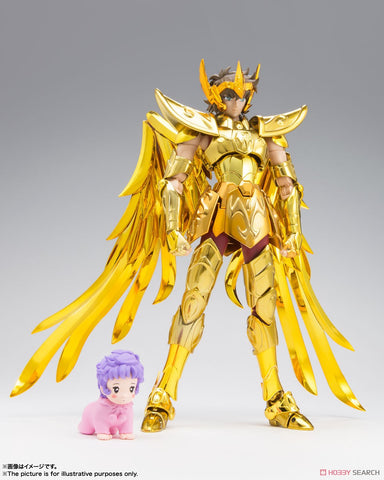 【預訂-數量有限,額滿即止】Bandai Saint Cloth Myth EX SAGITTARIUS AIOLOS REVIVAL Ver. Action Figure(每人限一)