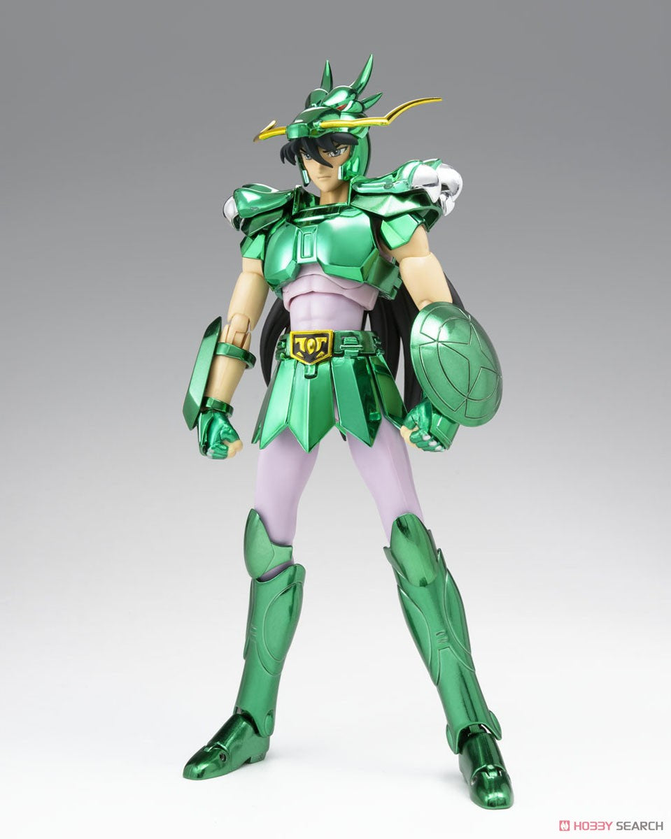 【已截訂】Bandai Saint Cloth Myth Dragon Shiryu (First Bronze Cloth) -Revival Ver.- Action Figure