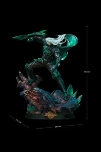 【已截訂】Damtoys Shadow Hunter King of Lan Ling statue Deluxe Edition 1/8 Statue