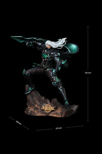 【已截訂】Damtoys Shadow Hunter King of Lan Ling statue normal version 1/8 Statue