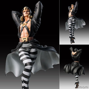 【已截訂】Di Molto Bene Statue Legend JoJo`s Bizarre Adventure Part 5 [Risotto Nero] PVC Figure [再販]