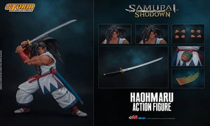 Samurai Shodown HAOHMARU ACTION FIGURE | 侍魂 霸王丸 | Storm Collectibles【現貨】