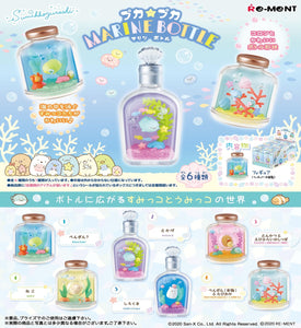 【預訂日期至06-Apr-20】RE-MENT Sumikko Gurashi Pukapuka Marine Bottle [全6種]