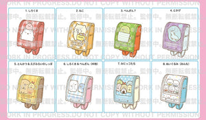 【已截訂】RE-MENT Sumikkogurashi Sumikko School Bag 3 [8個入]