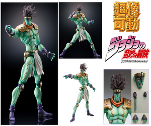 【已截訂】Medicos Super Figure Action JoJo`s Bizarre Adventure Part 3 [Star Platinum] Action Figure [再販]