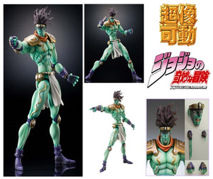 【已截訂】Medicos Super Action Figure Star Platinum Jojo's Bizarre Adventure Part 3 Action Figure [再販]