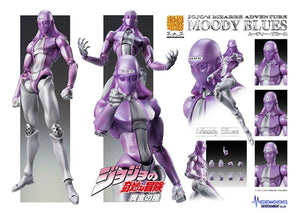 【已截訂】Medicos Super Figure Action JoJo`s Bizarre Adventure Part 5 [M.B] Action Figure [再販]