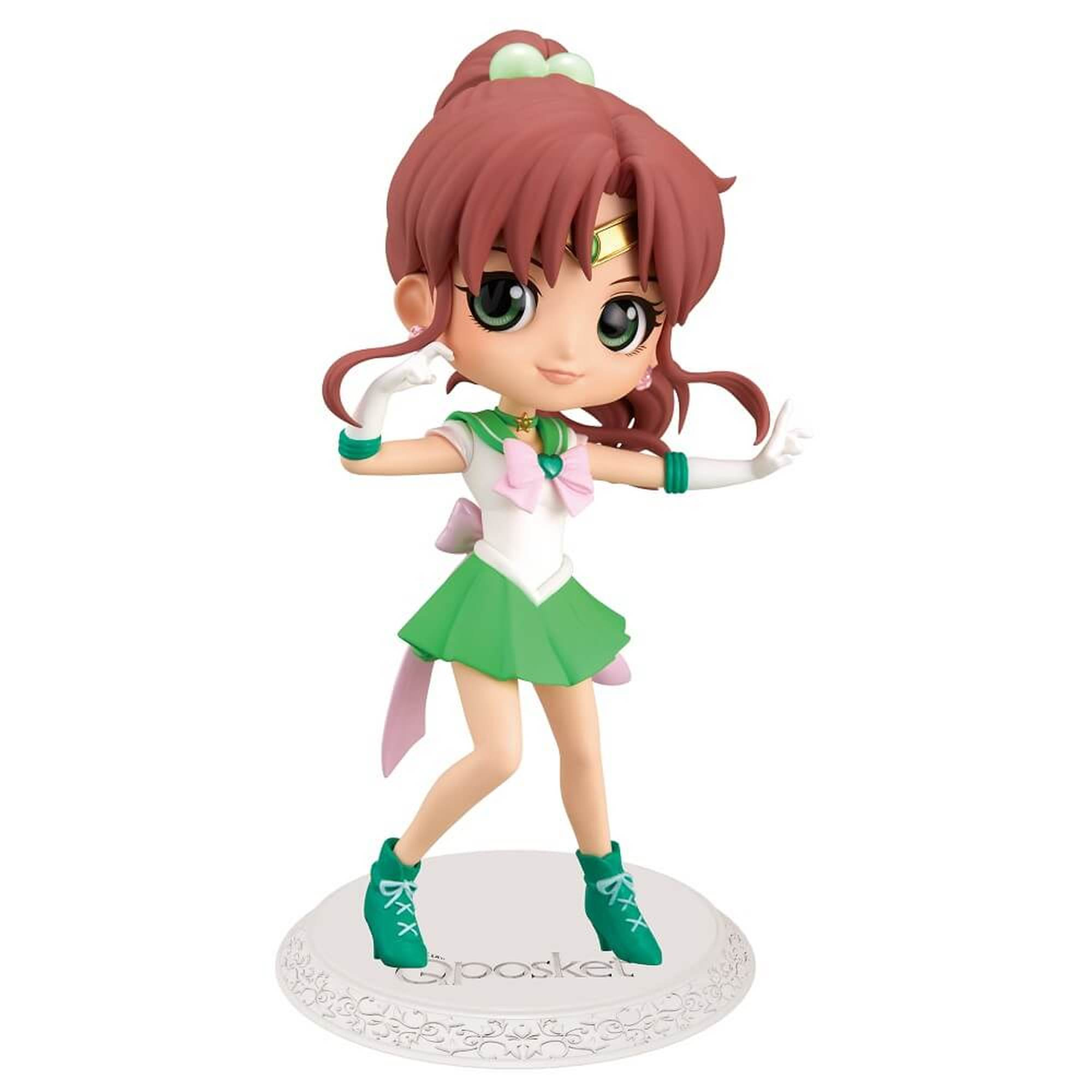 【已截訂】Banpresto THE MOVIE「SAILOR MOON ETERNAL」 Q POSKET-SUPER SAILOR JUPITER-(VER.B) PVC Figure