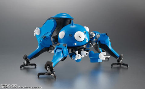 【預訂日期至11-Apr-20】Bandai THE ROBOT SPIRITSSIDE GHOSTTachikoma -GHOST IN THE SHELLSAC_2045- Action Figure