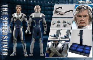 【已截訂】TOYS ERA TE032 The ultimate combat suitThe Speedsilver Standard edition 1/6 Action Figure
