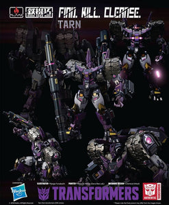 【已截訂】Flame Toys TRANSFORMERS - Kurokarakuri - Tarn Action Figure