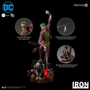 【已截訂】Iron Studios The Joker Prime Scale 1/3 - DC Comics by Ivan Reis