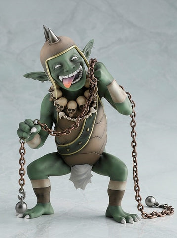 【已截訂】FROG The Alluring Queen Pharnelis Imprisoned by Goblins - Goblin 1/6 PVC Figure R18