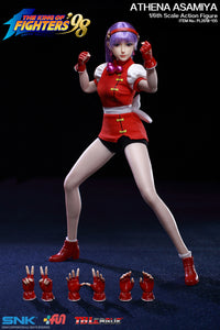 【已截訂】TBLeague The King of Fighters '98 Athena Asamiya 1/6 Action Figure