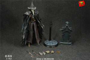 【預訂日期至27-Oct-19】Toy Blood Hunter Bloodcurse The Raven Hunter 1/6 Action Figure